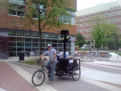 Google Maps Rickshaw Entrance