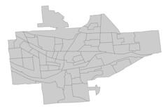 Binghamton Block Group Map