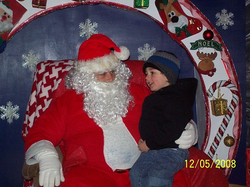 Santa and Bradey