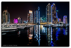 Crisis, What Crisis? (DanielKHC) Tags: night digital marina interestingness high nikon dubai cityscape dynamic walk uae explore range fp frontpage dri increase hdr blending supertramp d300 dynamicrangeincrease 5exp danielcheong bratanesque danielkhc tokina1116mmf28 gettyimagesmeandafrica1