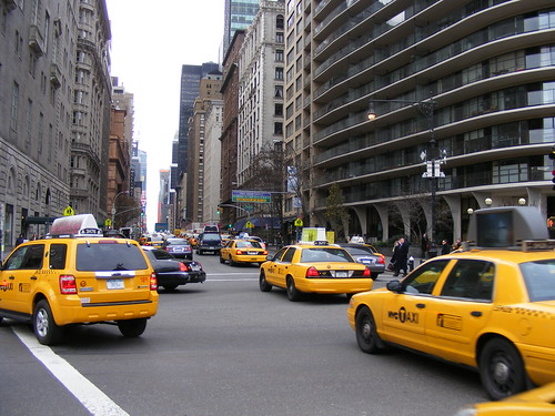 New york cabs