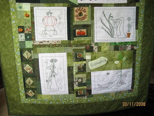 Ursula Schertz- Gartenfeen 3