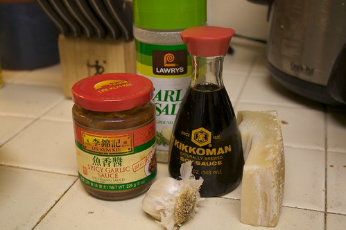 Our Pasta's Secret Ingredients