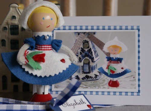 Dutch girl pegdoll