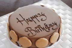 Chocoholic (LynnInSingapore) Tags: cake dessert chocolate feuilletine mousse praline macaron