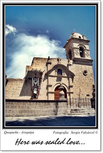 Iglesia de Quequeña