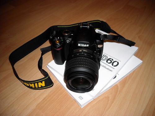 Nikon D60 VR