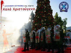 ..   (dentnews2009) Tags: police griots greekpolice