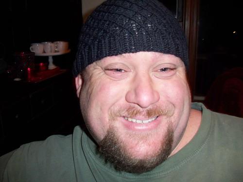 Big grins