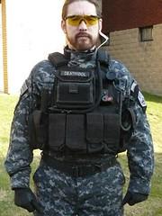 Modular Operator Plate Carrier Vest
