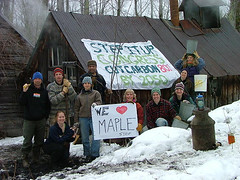 cut carbon by 80%, say the town's sugarmakers (by: Step It Up 2007, creative commons license)