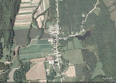 Starksboro (from Google Earth)