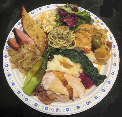 jamaican christmas dinner - photo #46