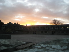 Burg Vogelsang (mvdn) Tags: light sunset sun scenery vogelsang ordensburg