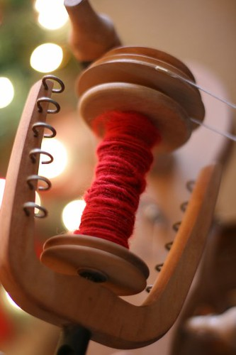 first spinning
