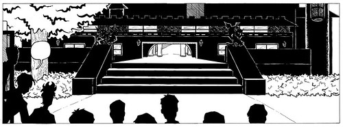 Tuesday double-page feature - final inks