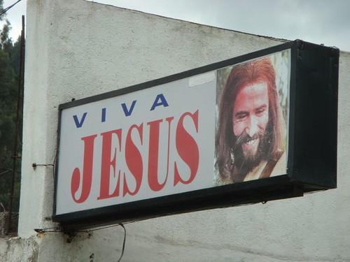 Viva Jesus!