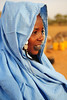 beautiful peul in the north of Mali