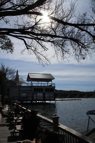 Lake Austin @ Mozart's