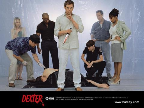 Drama Dexter Lakonan Michael C.Hall di TV2
