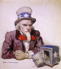 Uncle Sam is Broke