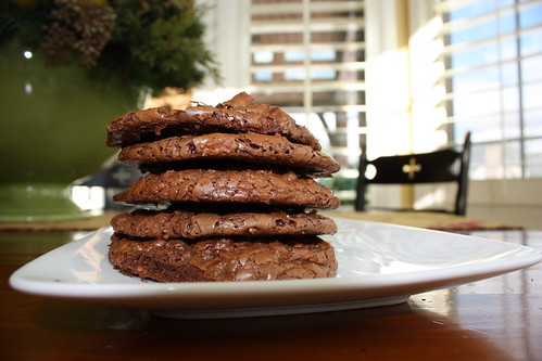 Black Forrest Cookies from BAKED cookbook