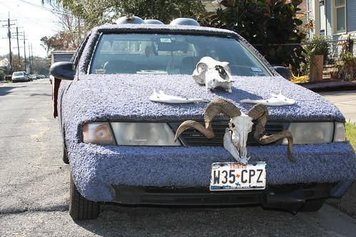 Carpet Car