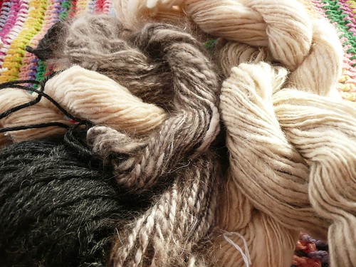 Yummy cuddley yarns
