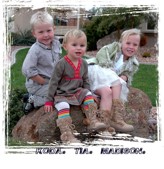 3 kids blog