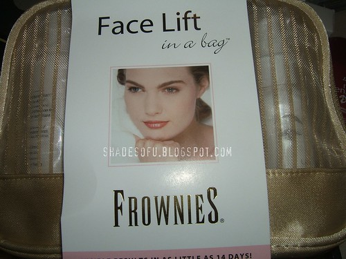 Where can you buy frownies