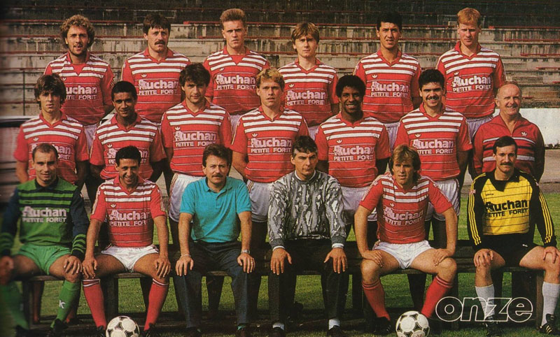 valenciennes 1986-87