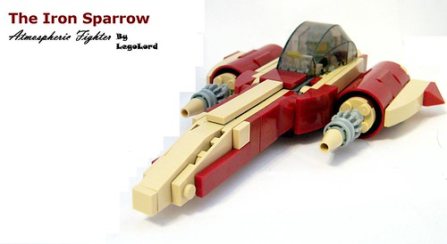 The Iron Sparrow V.2