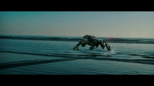 Transformers 2 perro destructor