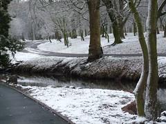 Snowy Sefton Park (Radarsmum67) Tags: park winter snow ice liverpool seasons snowy icy mylife seftonpark merseyside sefton iloveithere publicparks sevvy sevypark