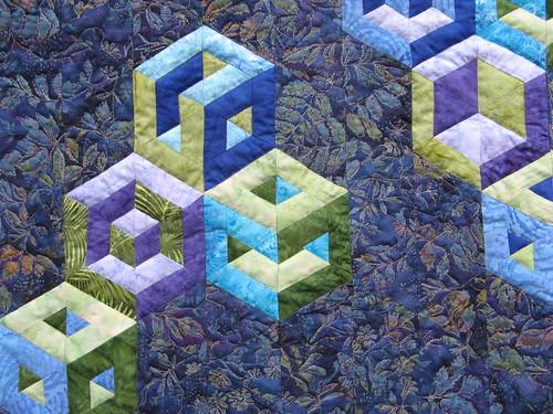 Cubed detail 1