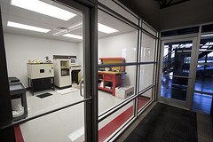 SLA Clean Room