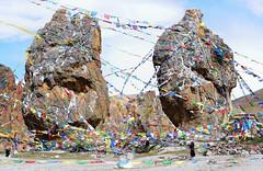 Nam Tso Chukmo (reurinkjan) Tags: tibet 2008 changtang namtsochukmo tibetanlandscape tengrinor fotocyfer janreurink damshungcounty damgzung nyenchentanglarange tashidorgompa བོད། བོད་ལྗོངས། བཀྲ་ཤིས་བདེ་ལེགས། བྱང་ཐང།