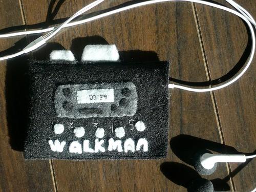 iPod nano estuche Walkman