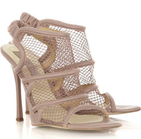 stella mccartney mesh sandals