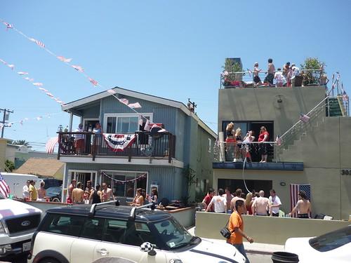 July 4 on Balboa Peninsula by you.