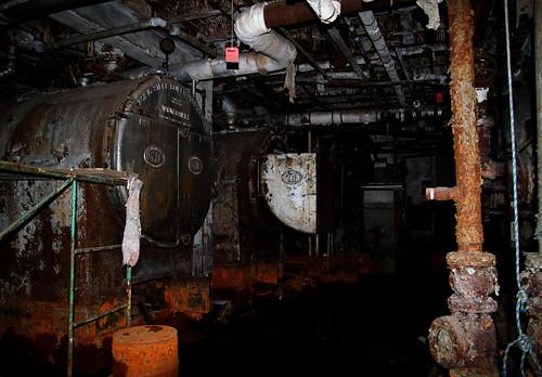 Basement Boilers