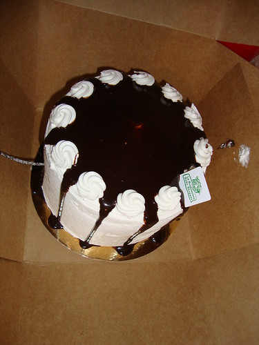 oh yes La Bonbonniere cake
