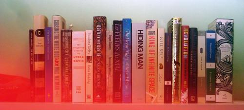 Summer reading, 2011.