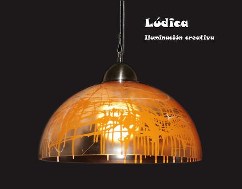 Pollock by Ludica Iluminacion