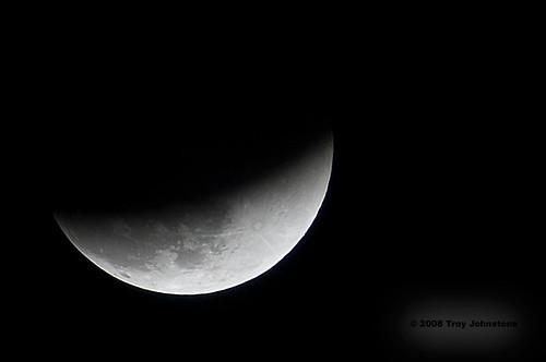 Lunar Eclipse - Out of Shadow