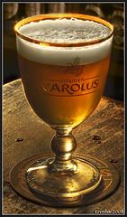 Gouden Carolus, Schol ! (Erroba) Tags: macro beer canon belgium 60mm erlend hdr mechelen schol 3xp goudencarolus hetanker 400d erroba robaye erlendrobaye