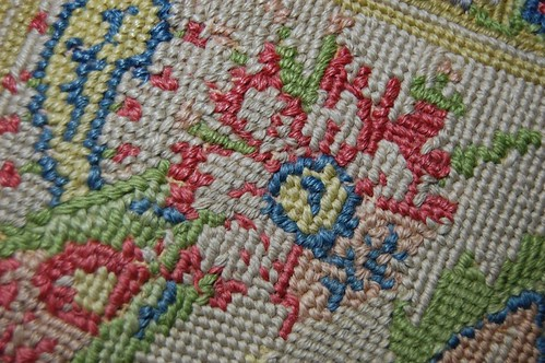 My Mother's Needlepoint