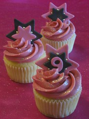 Rock Star 9th Birthday Party (cupcakesnouveau) Tags: birthday party dessert cupcakes bridalshower florida miami events gourmet cupcake custom couture babyshower favors coralgables catering specialevents partyfavors deliciouscupcakes customdesigned couturecupcakes gourmetcupcakes cupcakesnouveau cupcakesmiami customdesignedcupcakes birthdaysorganize