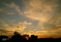 Sunset and margalla towers (umayr masud) Tags: sunset winters islamabad capitalpark