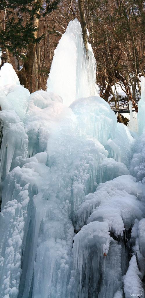 冬の造形物